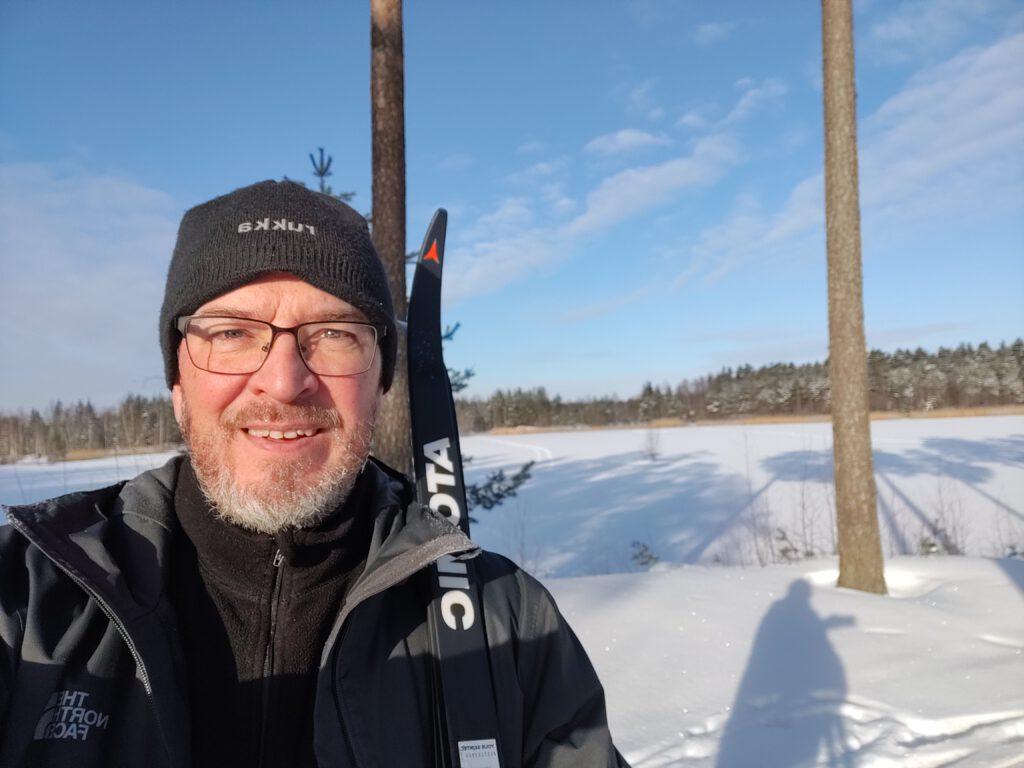 Naantalin Sataman toimitusjohtaja Pasi Haarala.